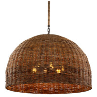 Troy Lighting F6906 Huxley LED 44 inch Tidepool Bronze Pendant Ceiling Light