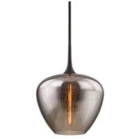 Troy Lighting F7056 West End 1 Light 16 inch Vintage Bronze Pendant Ceiling Light