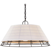Troy Lighting F7196 Xander 1 Light 30 inch Centennial Bronze Pendant Ceiling Light