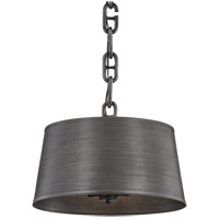 Troy Lighting F7204 Admirals Row 4 Light 20 inch Antique Pewter Pendant Ceiling Light