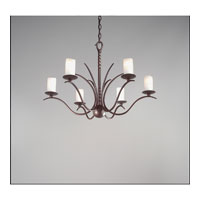 Troy Lighting Avalon 6 Light Chandelier in Old Rust F9206OR