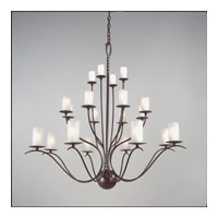 Troy Lighting Avalon 20 Light Chandelier in Old Rust F9220OR