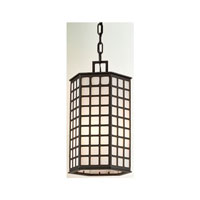 Troy Lighting Cameron 1 Light Outdoor Hanger in Bronze FF3417-C