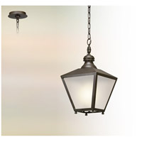 Troy Lighting FL5197 Mumford 1 Light 12 inch Bronze Hanging Lantern Ceiling Light
