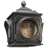Troy Lighting B4501 Main Street 1 Light 10 inch Aged Pewter Outdoor Wall Sconce in Incandescent