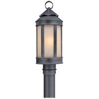 Andersons Forge 1 Light 18 inch Aged Iron Post Lantern