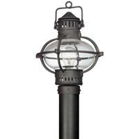 Troy Lighting P1875BB Portsmouth 1 Light 14 inch Boston Bronze Post Lantern
