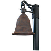 Troy Lighting P2364CR Liberty 1 Light 16 inch Cenntinial Rust Post Lantern in Incandescent