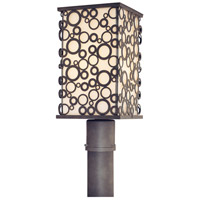 Troy Lighting Aqua 1 Light Post Lantern in French Iron P5015FI