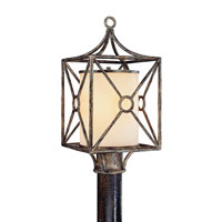 Troy Lighting Maidstone 1 Light Outdoor Post Lantern in Bronze Leaf P5027BLF
