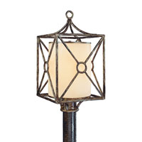 Troy Lighting Maidstone 1 Light Outdoor Post Lantern in Bronze Leaf P5028BLF