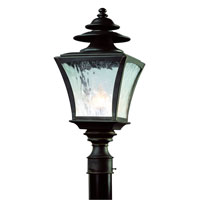 Troy Lighting Jefferson 1 Light Outdoor Post Lantern in Colonial Rust P5066CR photo thumbnail