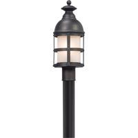 Troy Lighting PL5155 Webster LED 20 inch Vintage Bronze Post Mount