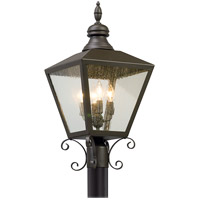 Mumford 4 Light 22 inch Bronze Post Mount