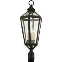 Troy Lighting P6375 Calabasas 3 Light 30 inch Vintage Bronze Post Lantern
