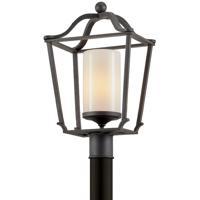 Troy Lighting P6855 Princeton 1 Light 20 inch French Iron Post Light