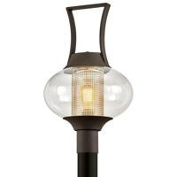 Troy Lighting P7025 Horton 1 Light 21 inch Texture Bronze Post Light