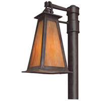 Troy Lighting Lucerne 1 Light Post Lantern in Statuary Bronze P9885SBZ