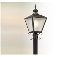 Mumford 1 Light 22 inch Bronze Post Lantern