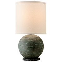 Troy Lighting PTL1003 La Brea 23 inch 60 watt Limestone Table Lamp Portable Light