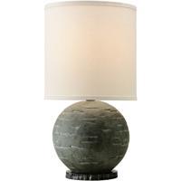 Troy Lighting PTL1003 La Brea 23 inch 60 watt Limestone Table Lamp Portable Light