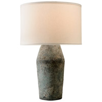 Troy Lighting PTL1005 Artifact 27 inch 150 watt Moonstone Table Lamp Portable Light