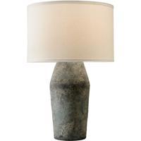 Troy Lighting PTL1005 Artifact 27 inch 150 watt Moonstone Table Lamp Portable Light