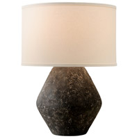 Troy Lighting PTL1006 Artifact 23 inch 150 watt Graystone Table Lamp Portable Light