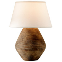 Troy Lighting PTL1011 Calabria 22 inch 150 watt Rustco Table Lamp Portable Light