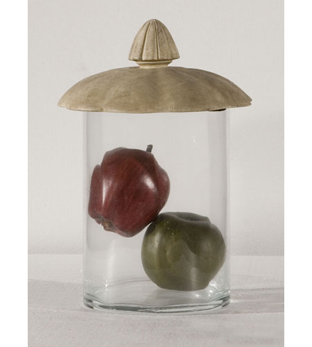 Uttermost 0-AP4651 Small Lotus Jar 12 X 8 inch Jar