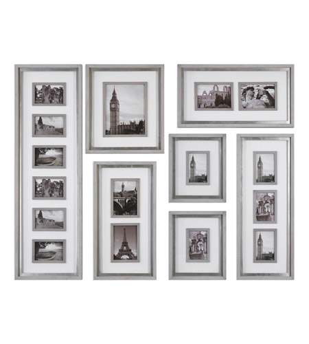 Uttermost 04082 Seine 40 X 13 inch Photo Collage