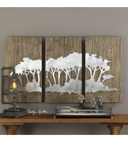 Uttermost 04121 Safari Views Cut Iron Wall Art