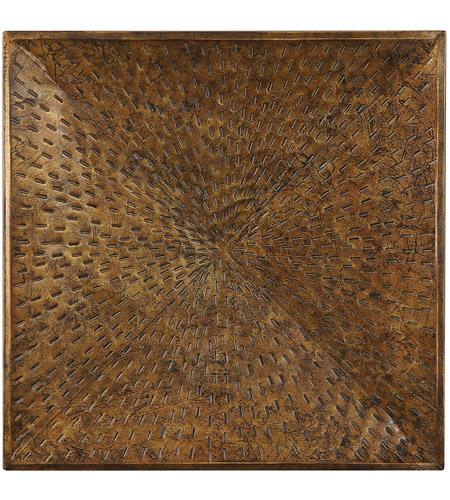 Good Uttermost 04170 Blaise Antique Bronze Wall Art Photo