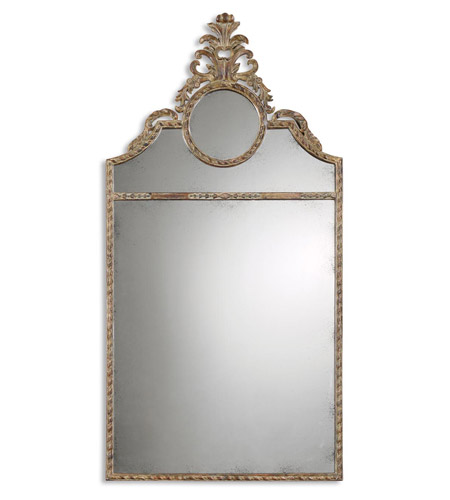 Uttermost 12628-P Peggy 50 X 26 inch Wall Mirror