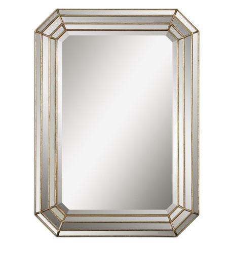 Vivian Wall Mirror By Uttermost: Uttermost 12819 Tarleton 32 X 23 Inch Mirror Wall Mirror