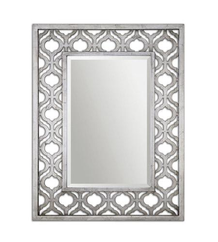 Vivian Wall Mirror By Uttermost: Uttermost 13863 Sorbolo 40 X 31 Inch Silver Wall Mirror