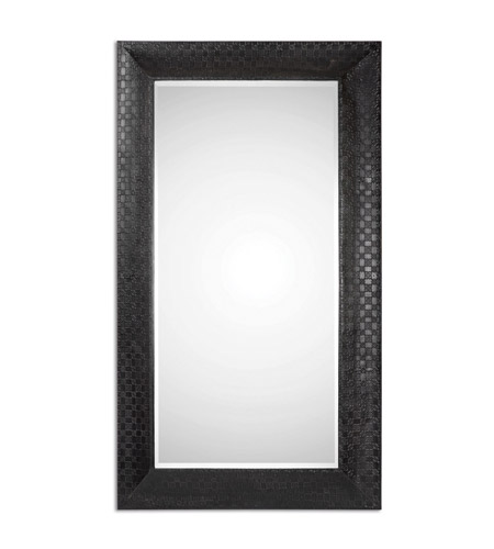 Uttermost 13993 Scarlino 72 X 42 inch Rust Black Wall Mirror