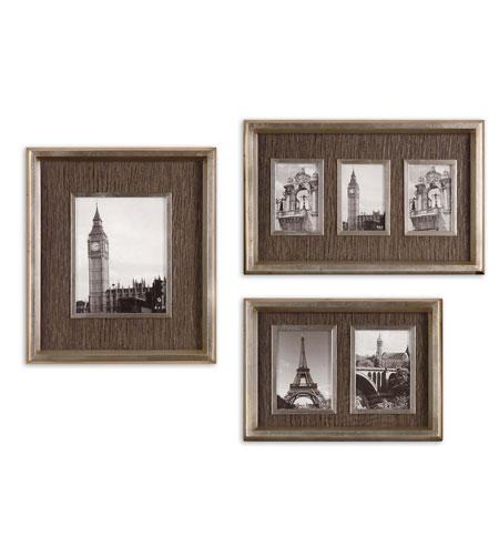 Uttermost 14460 Medina 20 X 13 Inch Photo Frame Collage Set