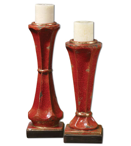Uttermost 19693 Rohini 18 X 6 inch Candleholders