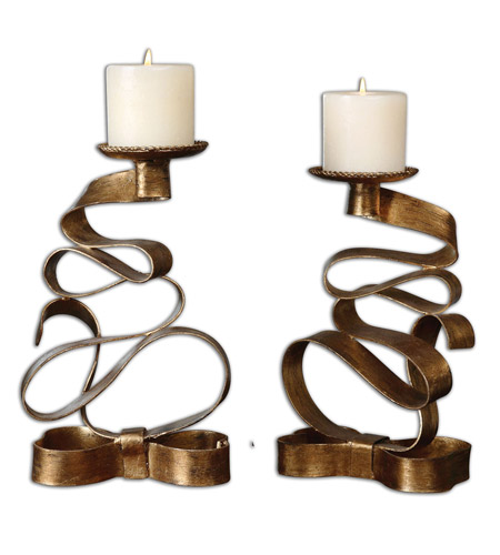 Uttermost 19853 Pazia 14 X 11 inch Candleholders