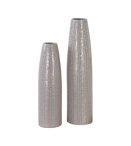 Uttermost 20156 Sara 23 X 6 inch Vases, Set of 2