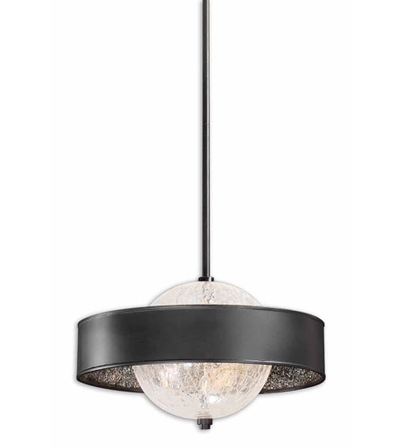 Uttermost Rimini Bronze 3 Lt Pendant in Oil Rubbed Bronze 21919 photo