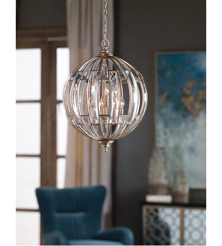 Uttermost 22031 Vicentina 6 Light 22 inch Pendant Ceiling Light 22031_Lifestyle.jpg
