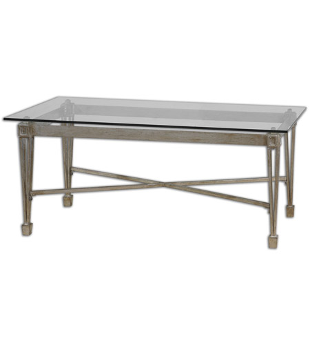 Uttermost 24330 Vijai 46 X 22 inch Coffee Table