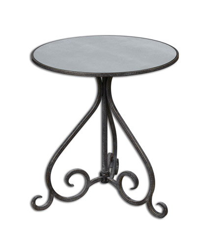 Uttermost 24380 Poloa 26 X 24 inch Accent Table