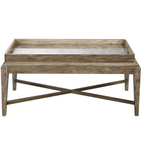 48 X 48 Coffee Table.Uttermost 24526 Marek 48 X 24 Inch Wood Coffee Table