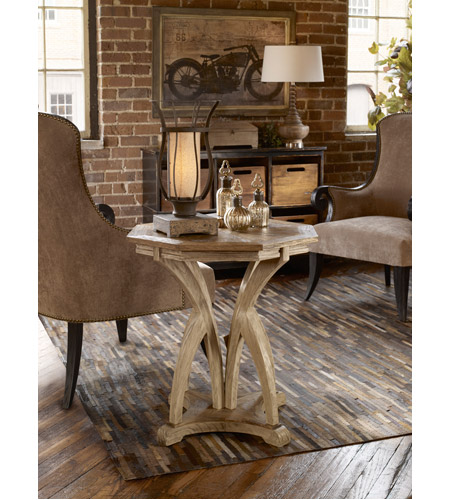 Uttermost 25623 Ranen 28 X 26 inch Aged White Accent Table 25623_Lifestyle.jpg