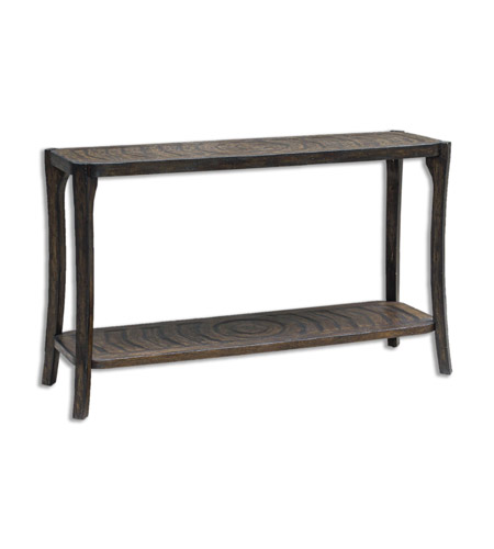 Uttermost 25655 Pias 52 X 16 inch Rustic Sofa Table