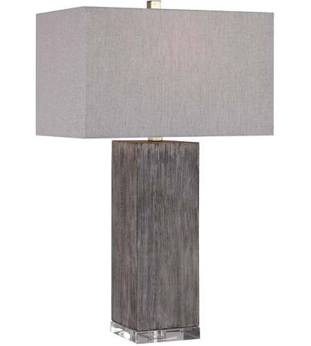 Uttermost 26227 Vilano 30 inch 150 watt Table Lamp Portable Light