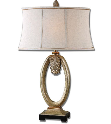 Uttermost Tiberina Gold Lamp in Gold 26282 photo